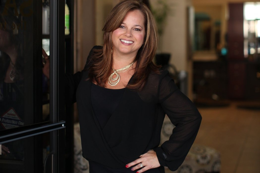 Salon 525 Owner, Kelli Shipman